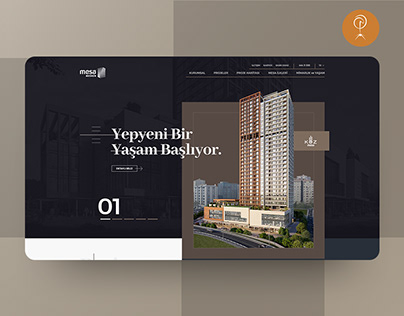 Mesa Website