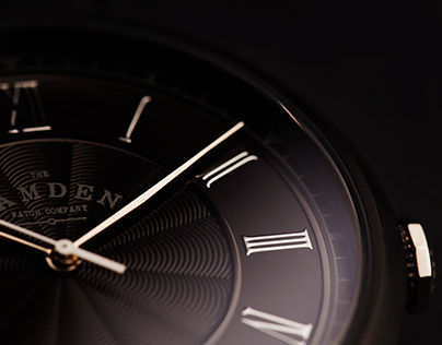The Camden Watch Company Automatic Watch Collection