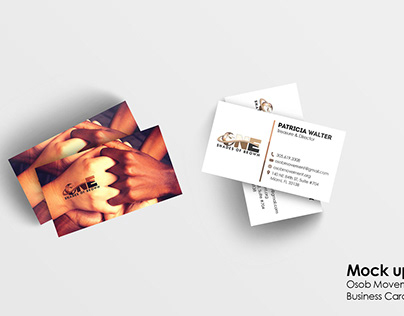OSOB Business Cards
