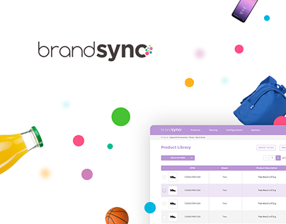 BrandSync - product information management platform