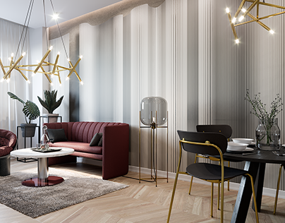interior styling and visualizations