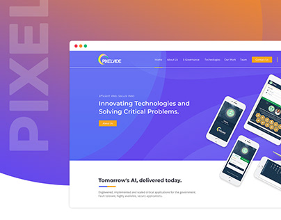 UI UX - Website Design