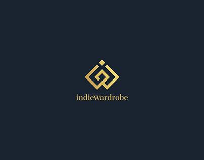 Indiewardrobe - Brand Identity Design