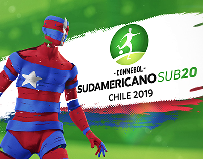 CONMEBOL™ SUB 20 2019 / ALTERNATIVE BRANDING & PACK