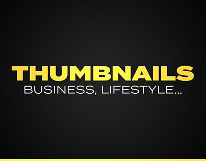 THUMBNAILS   Lifestyle, business...