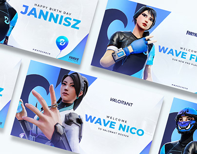 Wave Esports Project