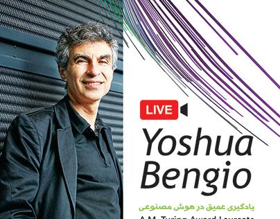 Yoshua Bengio Poster