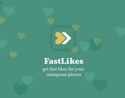 FastLikes App Design