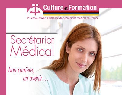 Documentation Formation Secrétaire Médicale