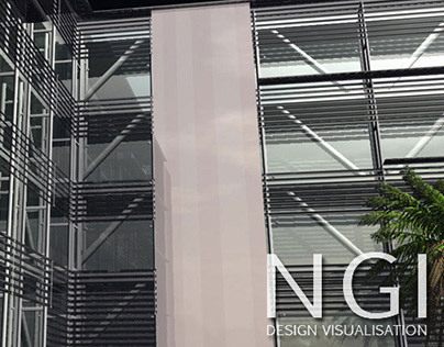 NGI Architectural - Digital Rendering Style