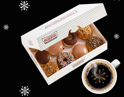 Black Friday en Krispy Kreme