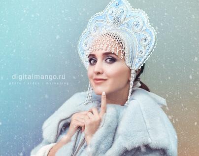 Snow Maiden / New Year