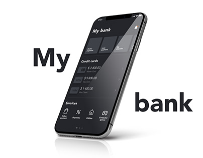 Commerce bank iOS/Android app