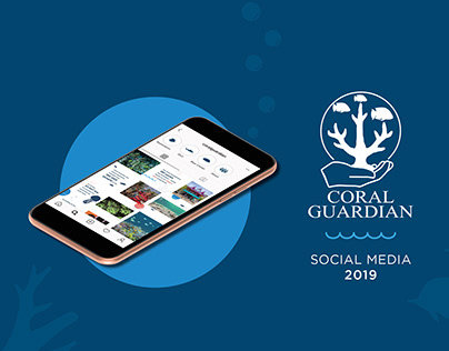 Social media 2019 / Instagram - Coral Guardian