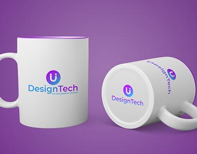 Mug Mock-Up For UI Designtech