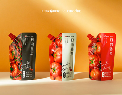 RUBYRED 红宝食|日向番茄