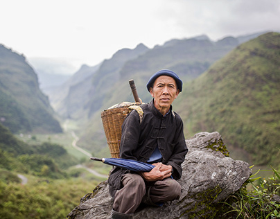 The magical road of Ha Giang