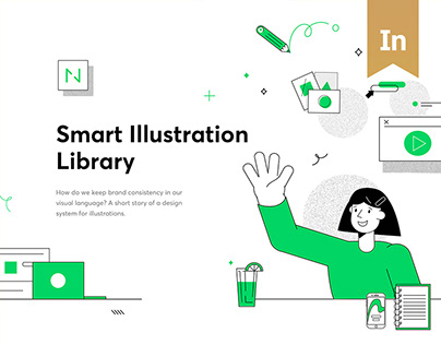 Netguru – Smart Illustration System