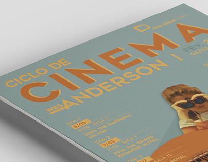 Cine Clube de Viseu - Ciclo de Cinema Wes Anderson