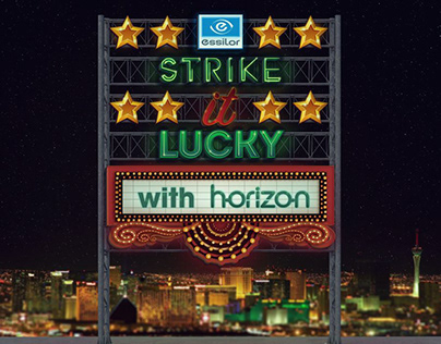 Essilor Strike it Lucky