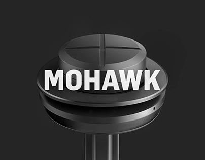 MOHAWK HEADPHONES