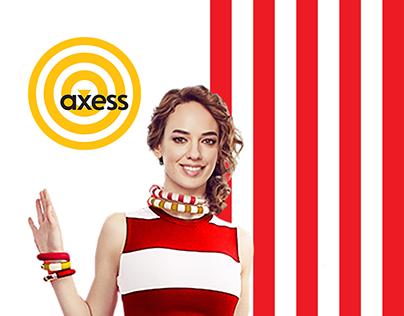 Axess Website Design