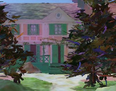 Snow Coral - Escape with Monet Games