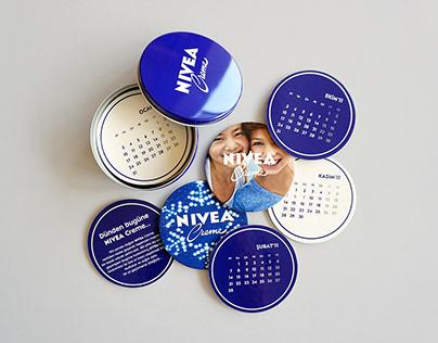 Nivea Coaster Calendar