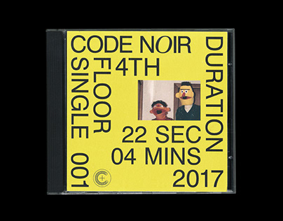 Code Noir — 4TH FLOOR