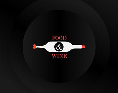 Food&Wine Logo
