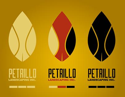 PETRILLO Landscaping Inc. USA Identity Creation