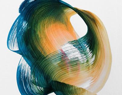 Paintings - 2020 October