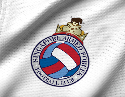 Singapore Soccer League Teams logo redesign