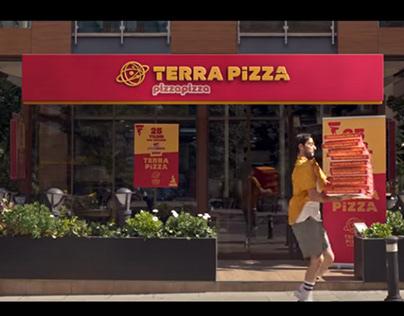 Terra Pizza - #GelBeraberOlsun