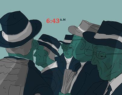 6:43 A.M