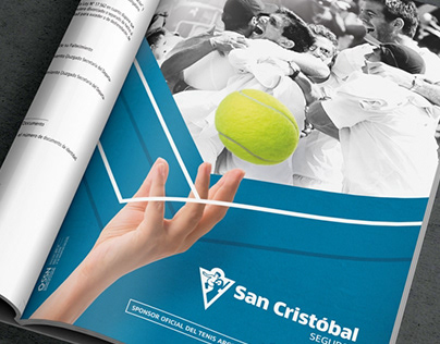 Auspicios AAT y Argentina Open