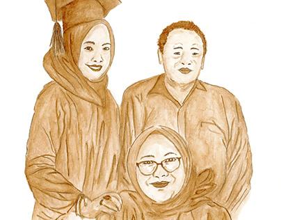 Haya Graduation