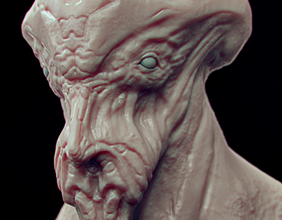 Zbrush Sketches