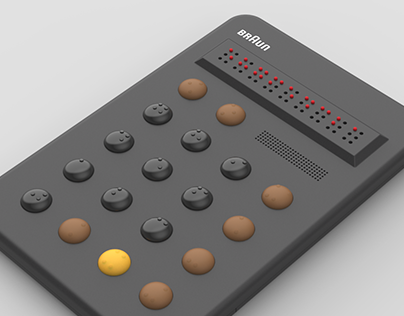 Braun Blind Calculator