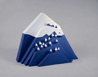 Antalis Paper Sculpture