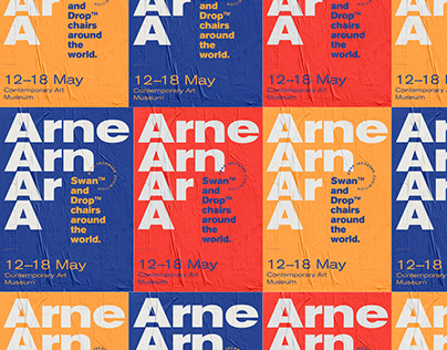 Arne J. - Events Brand Concept