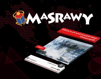 MASRAWY Mobile Version