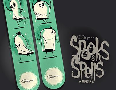 Merge 4 Halloween Socks
