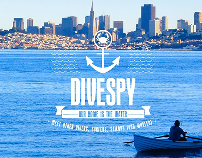 Divespy Identity