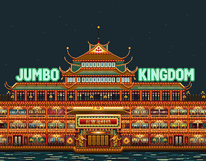 Pixel Jumbo Kingdom