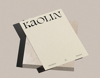 Kaolin — Branding