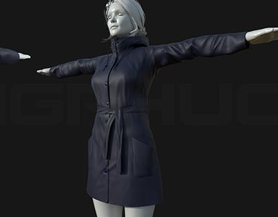 3D Coat Modeling
