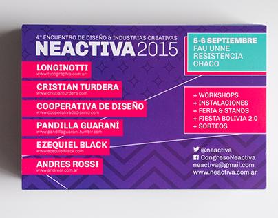 NEACTIVA 2015.