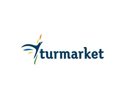 Turmarket Logotype Design