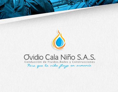 Re-diseño Ovidio Cala S.A.S